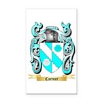 Cartner Rectangle Car Magnet