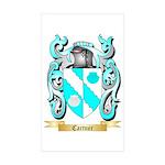 Cartner Sticker (Rectangle 10 pk)