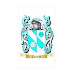 Cartner Sticker (Rectangle 50 pk)