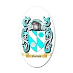 Cartner 20x12 Oval Wall Decal