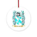 Cartner Ornament (Round)