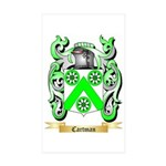 Cartman Sticker (Rectangle 10 pk)