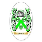 Cartman Sticker (Oval 10 pk)