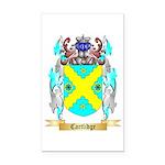 Cartlidge Rectangle Car Magnet