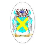 Cartlidge Sticker (Oval)