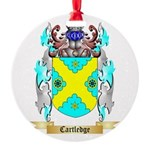 Cartledge Round Ornament