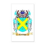 Cartledge 20x12 Wall Decal