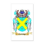 Cartledge 35x21 Wall Decal