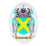 Cartledge Ornament (Oval)
