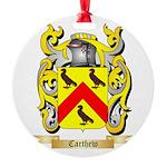 Carthew Round Ornament
