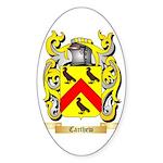 Carthew Sticker (Oval)