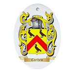 Carthew Ornament (Oval)