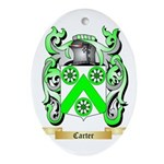 Carter Ornament (Oval)