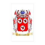 Carswell Sticker (Rectangle 50 pk)