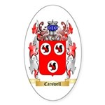 Carswell Sticker (Oval 10 pk)