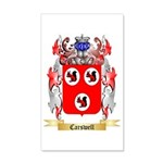 Carswell 35x21 Wall Decal