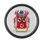 Carswell Large Wall Clock