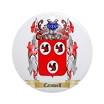 Carswell Ornament (Round)