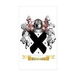 Carstensen Sticker (Rectangle 10 pk)