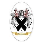 Carstensen Sticker (Oval 50 pk)