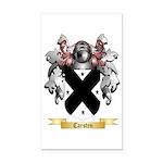 Carsten Rectangle Car Magnet