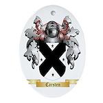 Carsten Ornament (Oval)