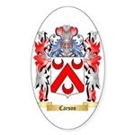 Carson Sticker (Oval)