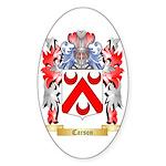 Carson Sticker (Oval 50 pk)