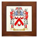 Carson Framed Tile
