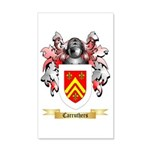 Carruthers 20x12 Wall Decal