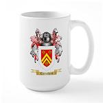 Carruthers Large Mug