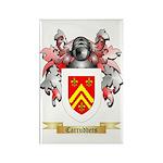 Carrudders Rectangle Magnet (100 pack)