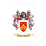 Carrudders Sticker (Rectangle)