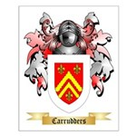 Carrudders Small Poster