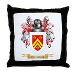Carrudders Throw Pillow