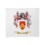 Carrudders Throw Blanket