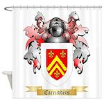 Carrudders Shower Curtain