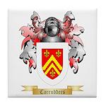 Carrudders Tile Coaster