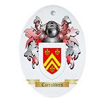 Carrudders Ornament (Oval)