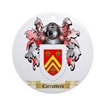 Carrudders Ornament (Round)