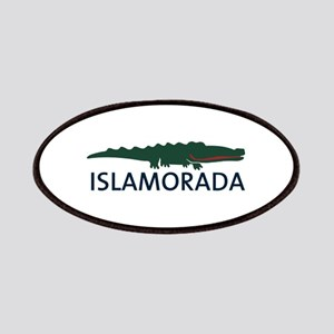 Islamorada - Alligator Design. Patches