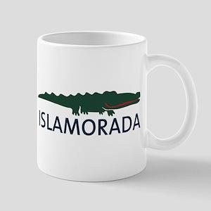 Islamorada - Alligator Design. Mug