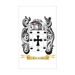 Caruccio Sticker (Rectangle)