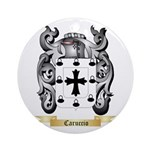 Caruccio Ornament (Round)