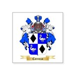 Carrozza Square Sticker 3