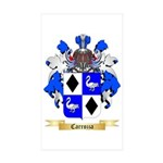 Carrozza Sticker (Rectangle 10 pk)