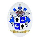 Carrozza Ornament (Oval)
