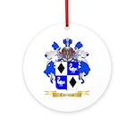 Carrozza Ornament (Round)