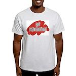 reform yourself Ash Grey T-Shirt