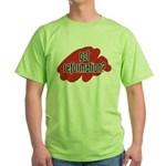 reform yourself Green T-Shirt